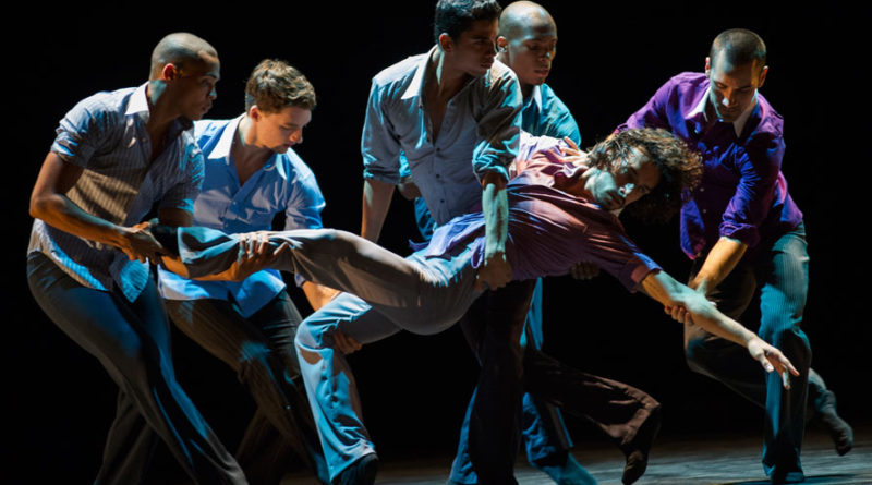 Ballet Hispanico company is holding open auditions - photo by PaulaLobo