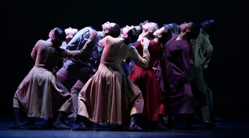 Limón Dance Company will hold audition - Missa Brevis by Scott Groller