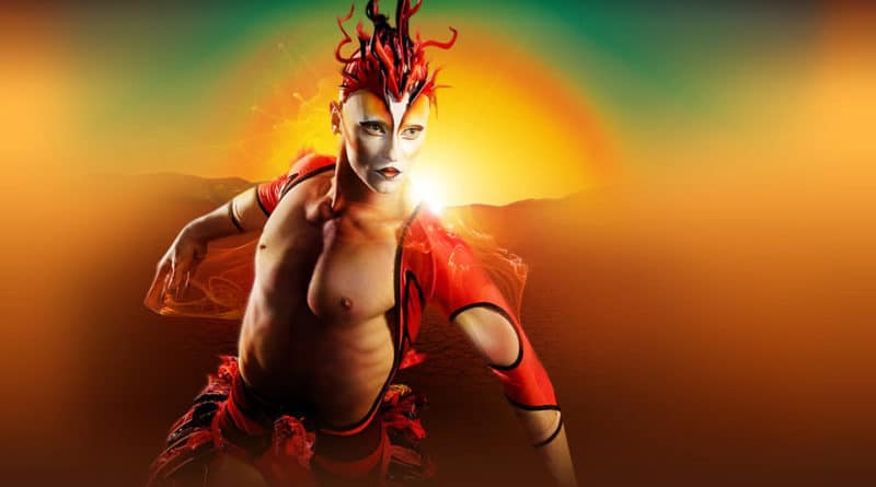 (Urgent) Cirque du Soleil is looking for a male contemporary dancer - audition