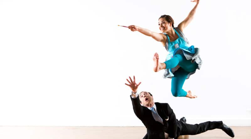 Springs Dance Company is looking for female and male dancers - audition