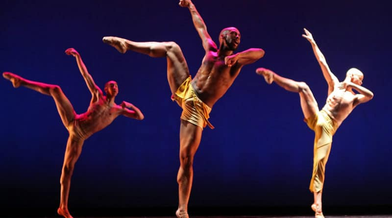 Complexions Contemporary Ballet is holding auditions for male and female dancers