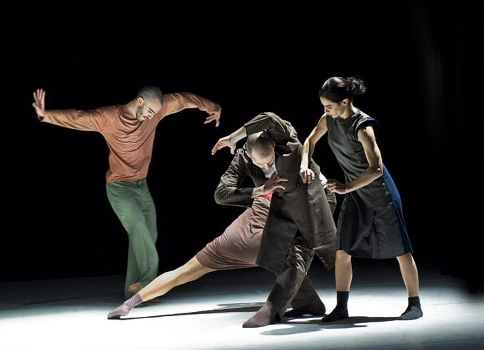 Proyecto Titoyaya / Gustavo Ramirez Sansano is seeking dancers for next production - audition