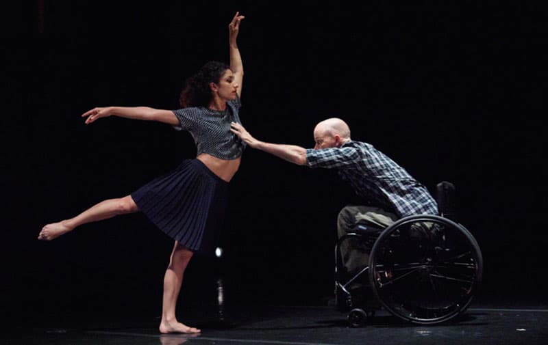 AXIS Dance Company Seeks Both Disabled and Non-disabled Dancers - audition