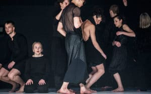 Carte Blanche Dance Company is holding audition for male and female dancers - audition