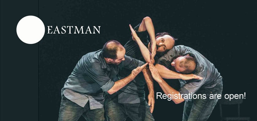 Eastman and Artistic Director Sidi Larbi Cherkaoui Summer Intensive 2016 - Workshop