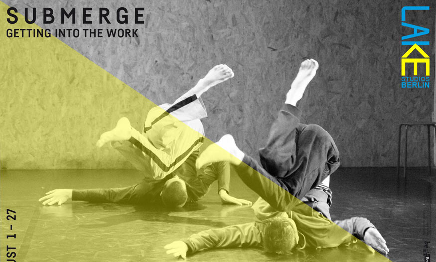SUBMERGE: Getting into the Work – Dance Workshop and Performance Festival - workshop