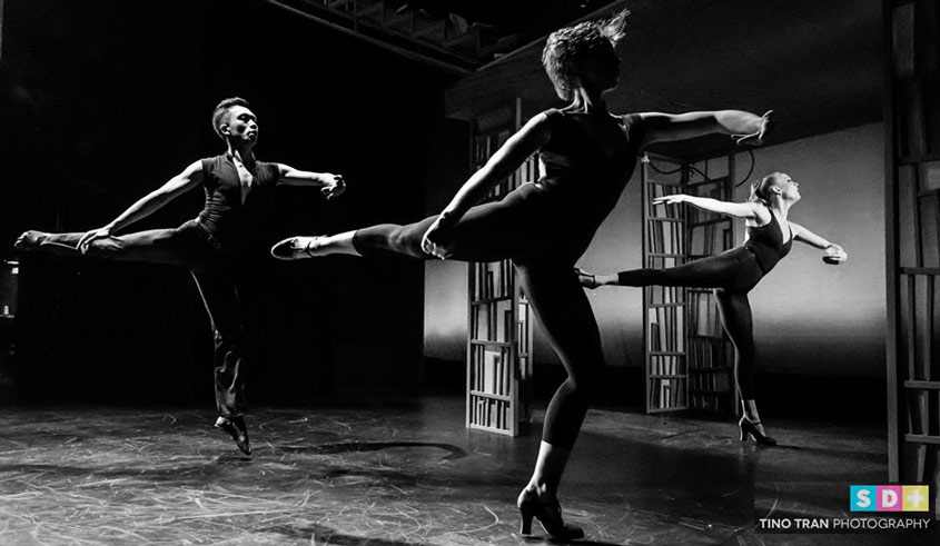 Donald Byrd/Spectrum Dance Theater NYC Company Audition