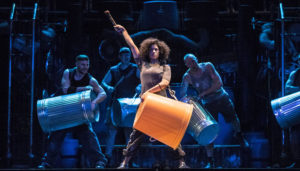STOMP is looking for Male and Female performers - audition
