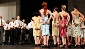Tanztheater Wuppertal Pina Bausch is holding audition for experienced male and female dancers - audition