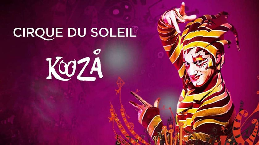 CIRQUE DE SOLEIL IS LOOKING FOR MALE CONTEMPORARY DANCER WITH ACROBATIC ABILITIES TO PLAY IN ITS BIG TOP TOURING SHOW KOOZA -audition