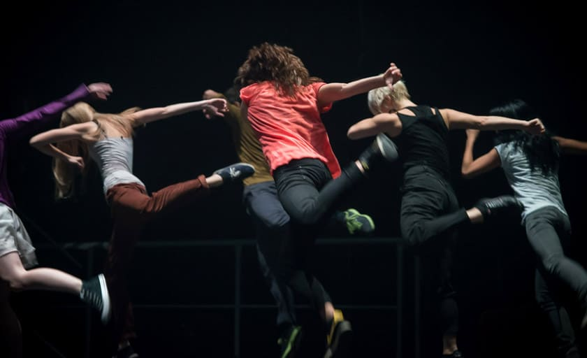 La Verita Dance Company is seeking Belgium based dancers for their new production - audition