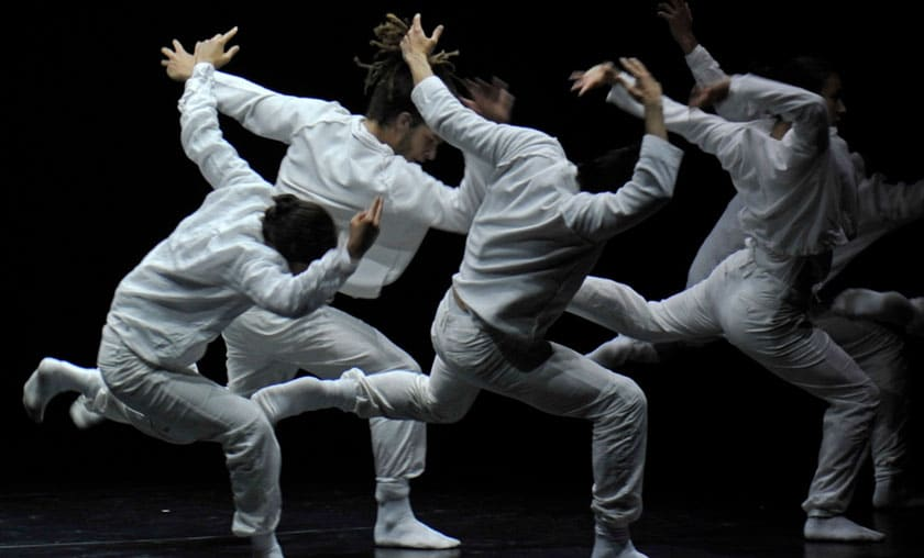 Hofesh Shechter is seeking female and male dancers - audition