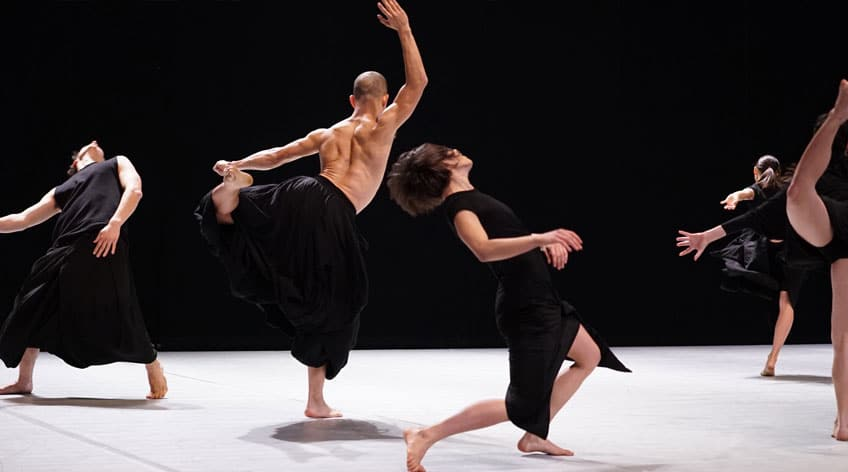 Vertigo Dance Company is holding an open audition for male and female dancers - audition