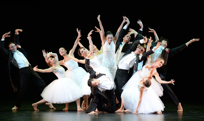 Landestheater Linz is Looking for Male and Female Dancers for the Season 2016/2017 - audition