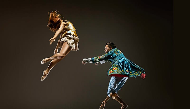 Robert Moses' Kin Dance Company Seeks Dancers - audition