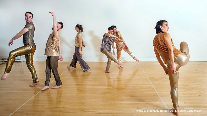 Trisha Brown Dance Company is Seeking Male and Female Dancers - Audition