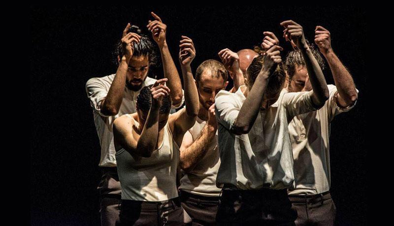 Esklan, Artistic Director Erika Silgoner, is Looking for Male Dancers - audition