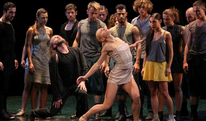 Izadora Weiss and the Baltic Dance Theatre are Looking for Male and Female Dancers - auditions