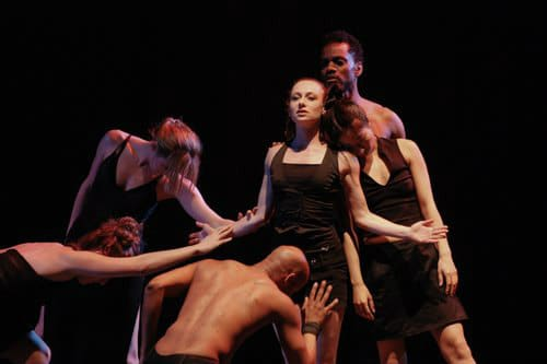 VISIONS Contemporary Ballet is Looking For Professional Male Dancers - audition