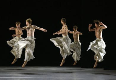The Leipzig Ballet is Looking for Dancers for the 2017/18 Season - audition