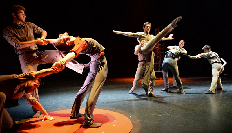Balletto di Siena is Looking for Young & Talented Male Dancers - audition