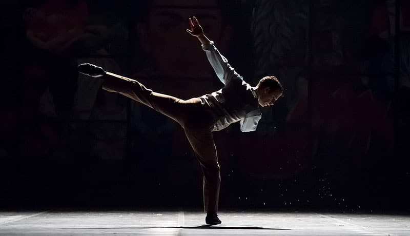 MDT Ankara Modern Dance Company is Looking for a Male Dancer - audition