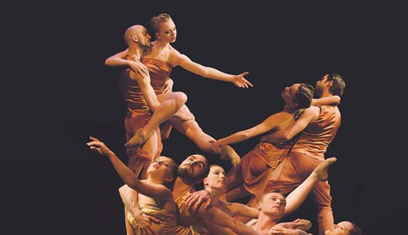 Delattre Dance Company is Looking for Professional Female and Male Dancers - audition