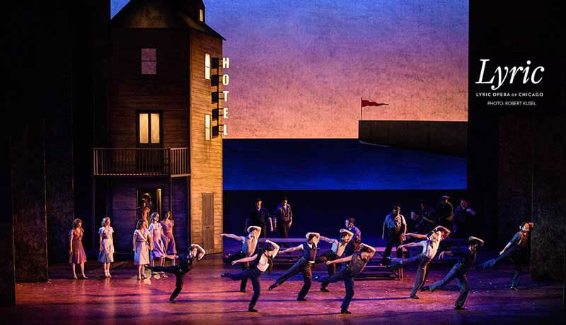 Lyric Opera of Chicago will Hold Auditions for Singers and Dancers - audition
