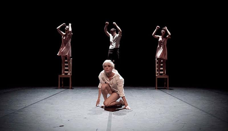 Les Théâtres de la Ville de Luxembourg and Zemmourballet are Looking for Male and Female Dancers - audition