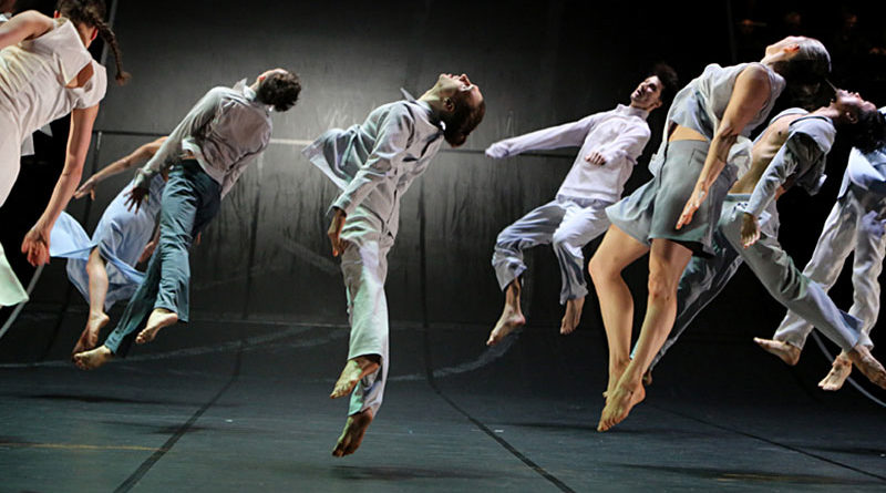 The Dance Theater of Braunschweig is Seeking Male Dancers for the Season 2017/2018 - audition