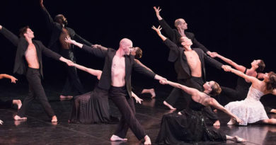 TanzTheaterMünster / Theater Münster is Looking for Male and Female Dancers