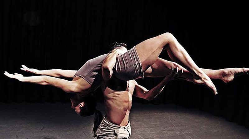 Eliot Smith Company is Looking for Dancers - audition