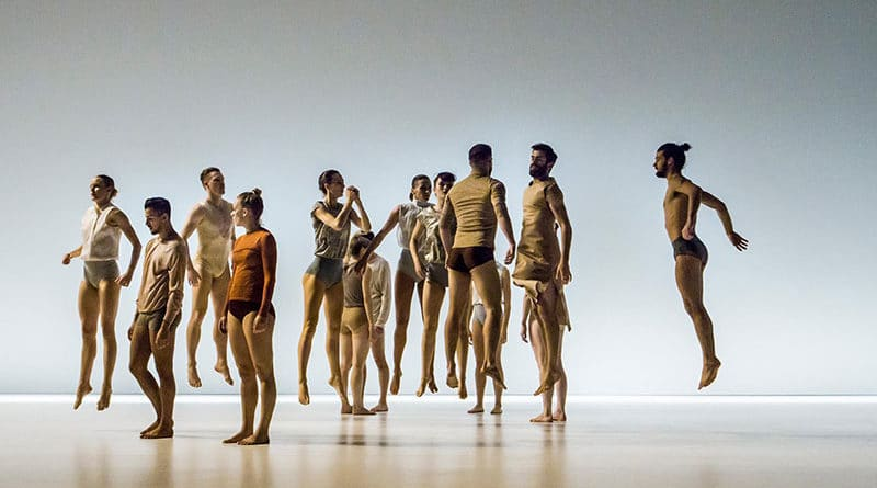 Scapino Ballet Rotterdam is Looking for Experienced Male/Female Dancers - audition