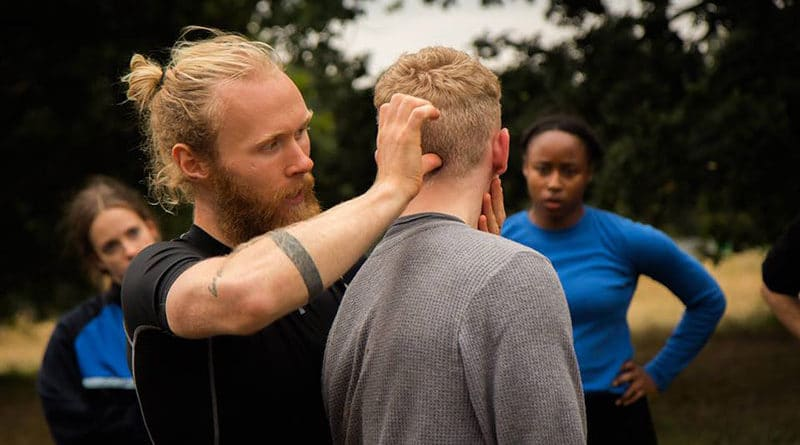 London Intensive with Tomislav English (Ferus Animi//Terra Nova) - workshop