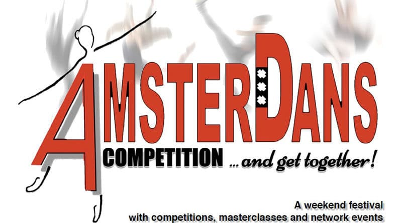AmsterDans Dance Competition 18 & 19 March 2017