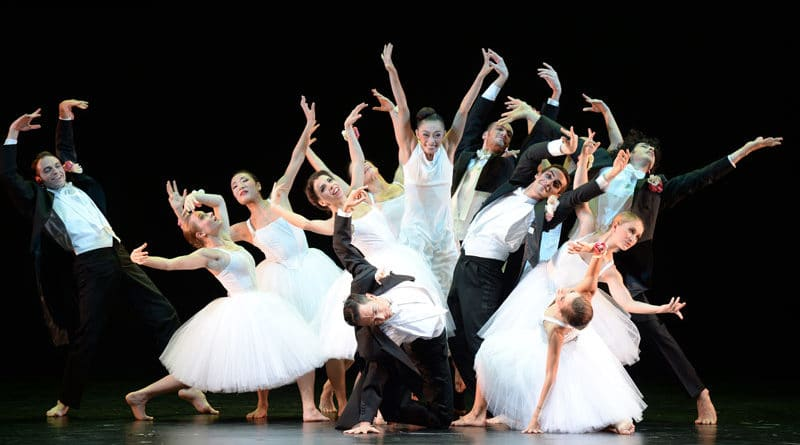 The Upper Austrian State Theatre & Dance Company Tanz Lin.z are Looking for Dancers (M/F) - audition