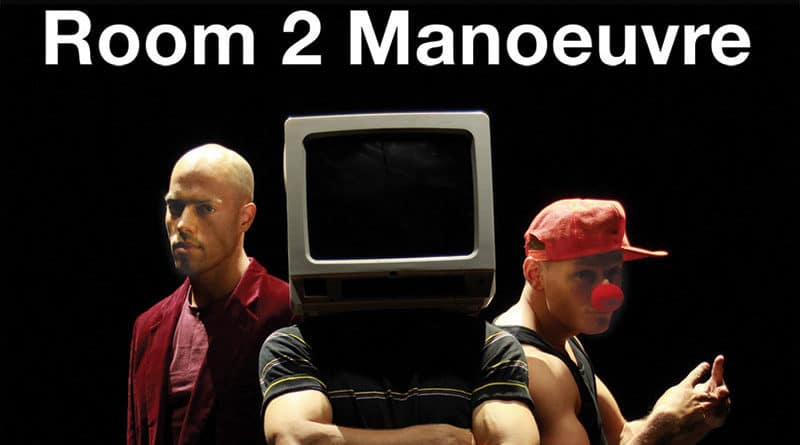 Room 2 Manoeuvre is Seeking 1 Male Dancer For the Creation of a New Project - audition