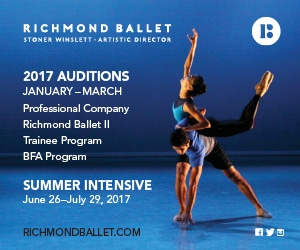 Richmond Ballet Summer Intensive