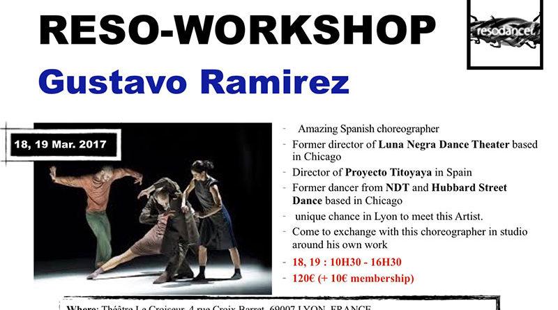 Reso-Workshop Gustavo Ramirez (ex-NDT)