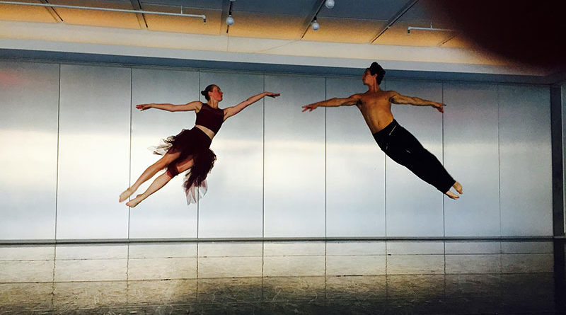 Hanna Q Dance Company is Looking for Male Dancer to Join the Company - audition