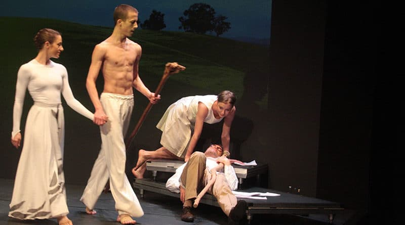Sorbisches National Ensemble is Looking for Male and Female Dancers