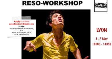 Reso-Workshop with Quan Bui Ngoc, Ballet C de la B
