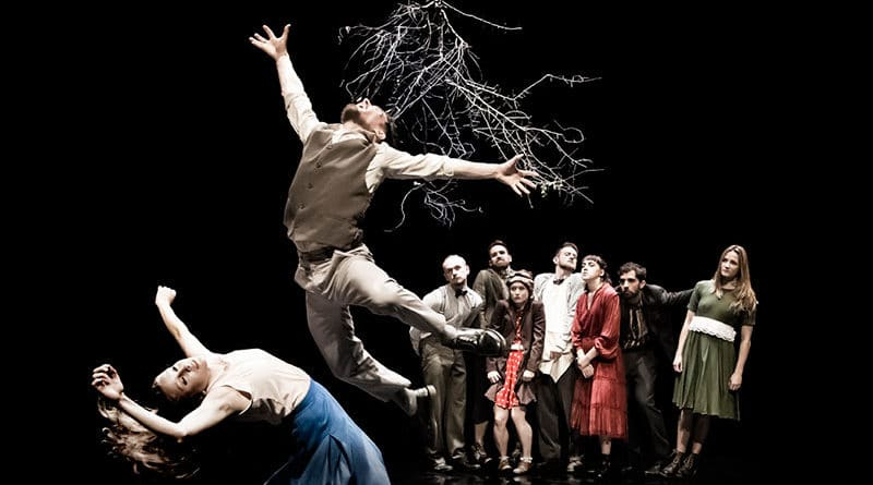 National Dance Company Wales is Looking for Male Company Dancers