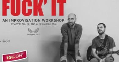 Fuck' it – Improvisation and Performance Workshop