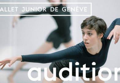 Ballet Junior de Genève Audition