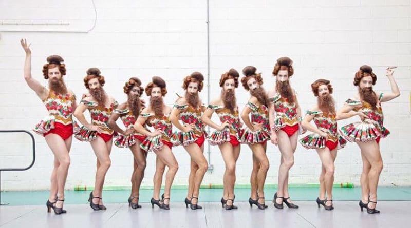Tap & Contemporary Dancers – Opera Australia's THE NOSE