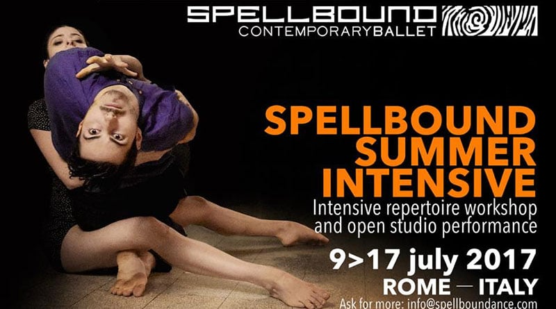 Spellbound Summer Intensive 2017