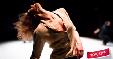 INTERPLAY DANCE INTENSIVE with Andrea Hackl
