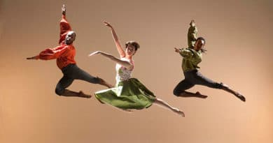 Richard Alston Dance Company is Looking for a Female Dancer for their Next Season
