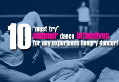"Updated: 10 ""Must Try"" Summer Dance Intensives for any Experience-Hungry Dancer!"